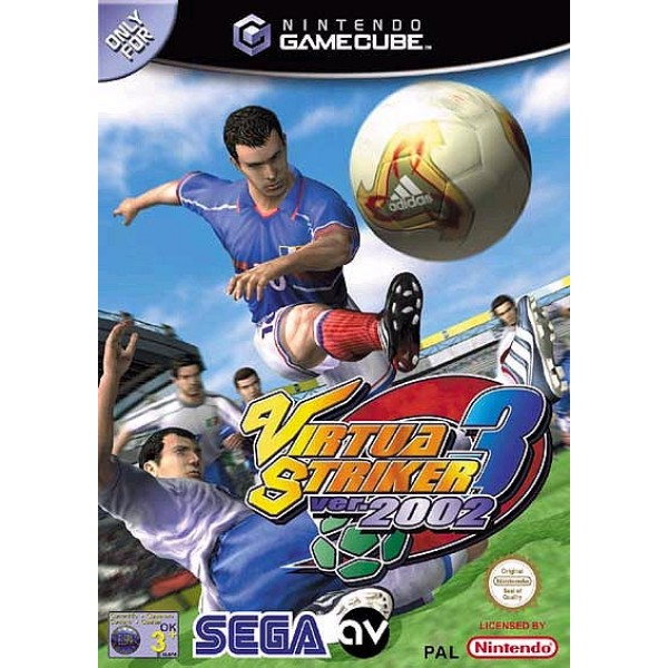 VIRTUA STRIKER 3 VER.2002 GC USED