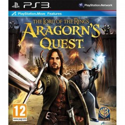 THE LORD OF THE RINGS ARAGORN'S QUEST PS3 USED