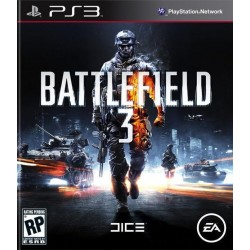 BATTLEFIELD 3 PS3 USED