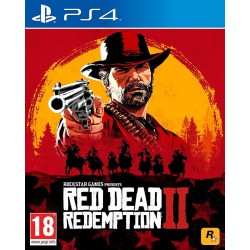Red Dead Redemption 2 PS4 USED
