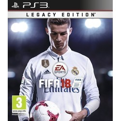 FIFA 18 PS3 USED