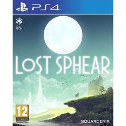 Lost Sphear PS4 NEW