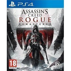 Assassin's Creed Rogue Remastered PS4 NEW
