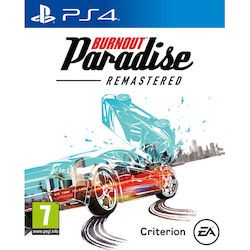 Burnout Paradise Remastered PS4 NEW