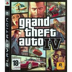 Grand Theft Auto IV PS3 USED
