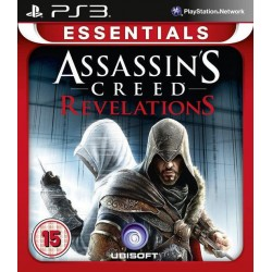 ASSASIN'S CREED REVELATIONS ESSENTIALS PS3 USED