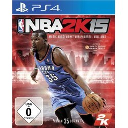 NBA 2K15 PS4 USED