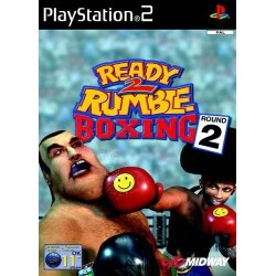 READY TO RUMBLE BOXING ROUND 2 PS2 USED